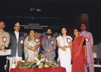 View the album Yogi ananda with his guru in different programs