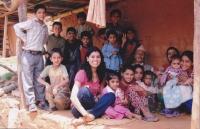 View the album Birthday celebration of yogi ananda's mother