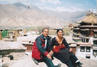 View the album Yoga Teaching in Lhasa 2006